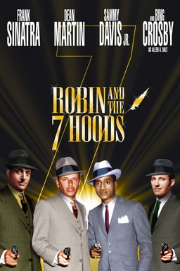 Robin and the 7 Hoods keyart