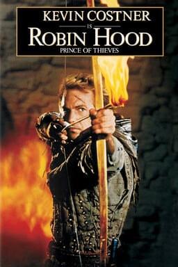 Robin Hood: Prince of Thieves keyart
