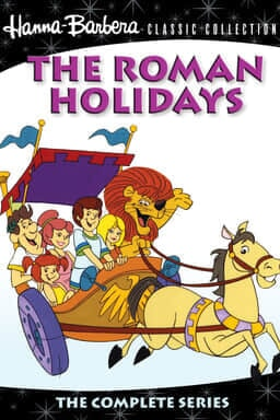 Roman Holidays: Complete Series keyart