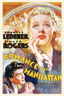 Romance in Manhattan keyart