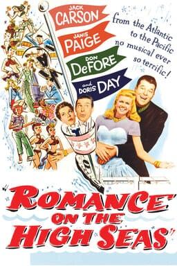 Romance on the High Seas keyart