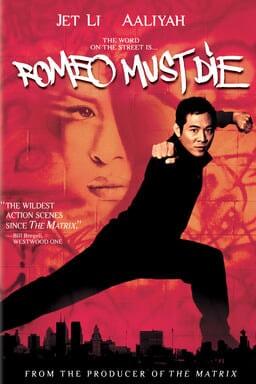 Romeo Must Die keyart