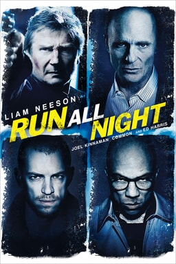 Run All Night - Key Art