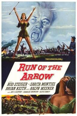 Run of the Arrow keyart