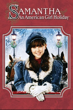 Samantha: An American Girl Holiday keyart