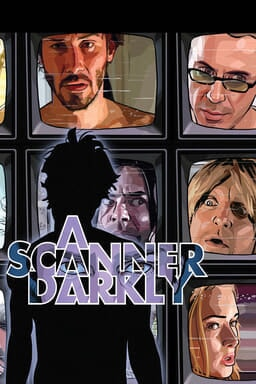 Scanner Darkly keyart