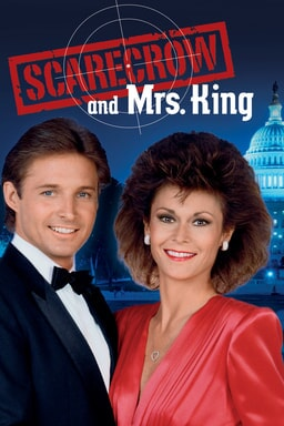 Scarecrow and Mrs. King: Season 4 keyart