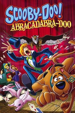 Scooby Doo: Abracadabra Doo keyart
