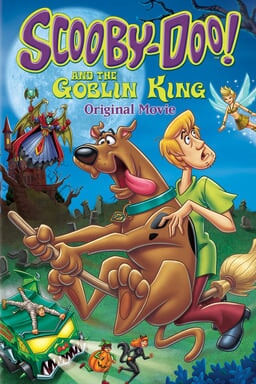 Scooby Doo and the Goblin King keyart
