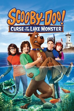 Scooby Doo: Curse of the Lake Monster keyart