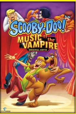 Scooby-doo: Music of the Vampire keyart