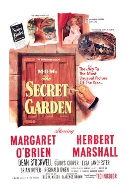 Secret Garden 1949 keyart