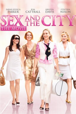 Sex and the City: the Movie keyart