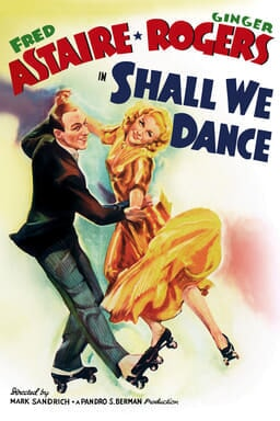 Shall We Dance 1937 keyart