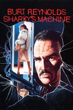 Sharkys Machine keyart