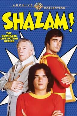 Shazam: Complete Series keyart