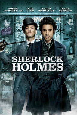 sherlock holmes starring robert downey jr., jude law and rachel mcadams