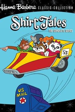 Shirt Tales: Complete Series keyart