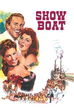 Show Boat 1951 keyart