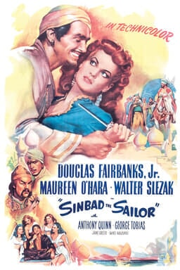 Sinbad the Sailor keyart