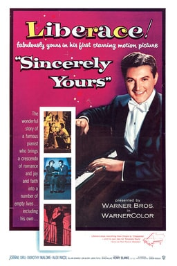 Sincerely Yours keyart