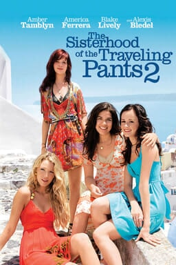 Sisterhood of the Traveling Pants 2 keyart