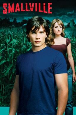 Smallville: Season 4 keyart