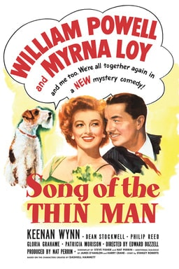 Song of the Thin Man keyart