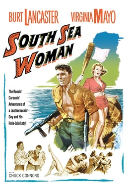 South Sea Woman keyart