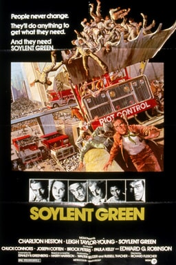 Soylent Green keyart