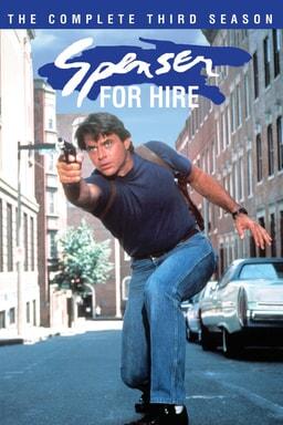 spenser for hire season 3 poster
