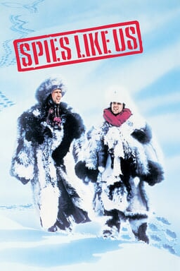 Spies Like Us keyart