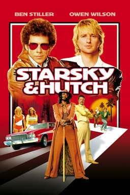 Starsky and Hutch keyart