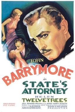 States Attorney keyart