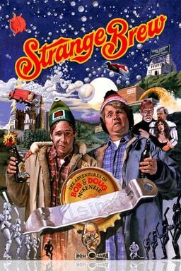 strange brew poster 2016