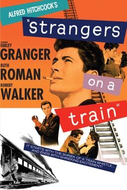 Strangers on a Train keyart
