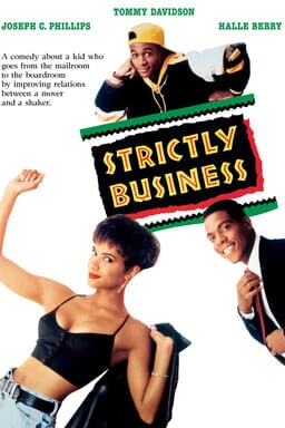 Strictly Business 1991 keyart
