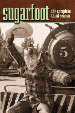 Sugarfoot: Season 3 keyart