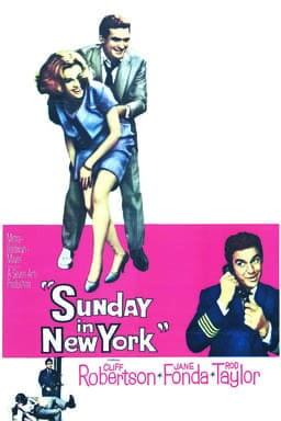 Sunday in New York keyart