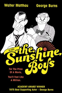 Sunshine Boys keyart