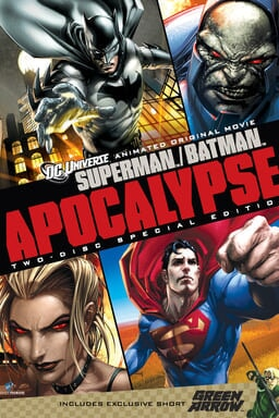 Superman Batman: Apocalypse keyart