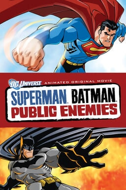 Superman Batman: Public Enemies keyart