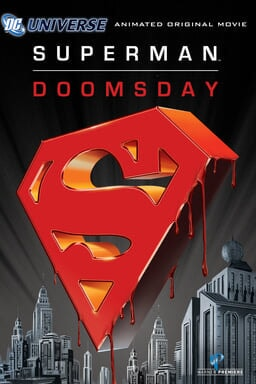 Superman: Doomsday keyart