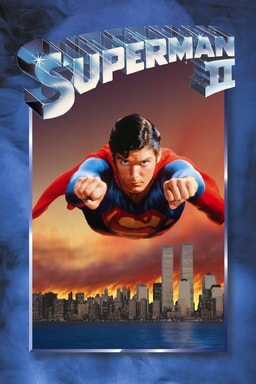 Superman II keyart