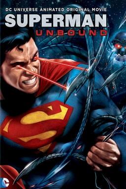 Superman Unbound keyart