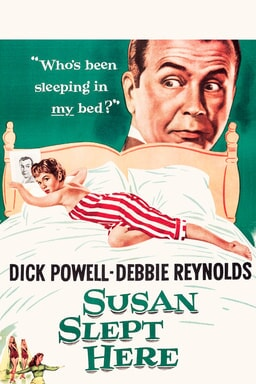 susan slept here on blu-ray dvd and digital