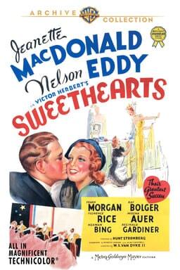 Sweethearts keyart