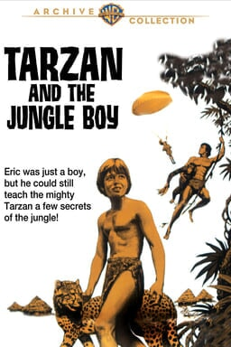 Tarzan and the Jungle Boy keyart