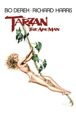 Tarzan the Ape Man keyart