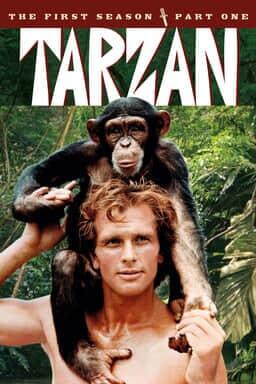 Tarzan: Season 1 keyart